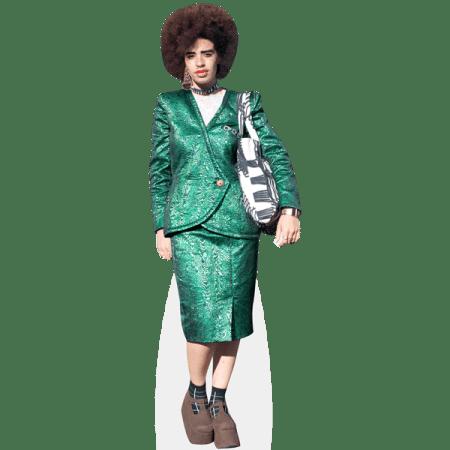Sadie Clayton (Green Dress)