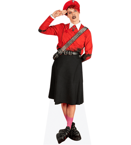 Yungblud (Red Oufit)