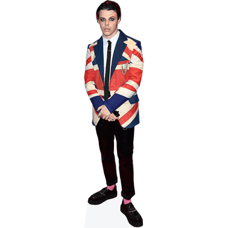 Yungblud (Union Jack Jacket)