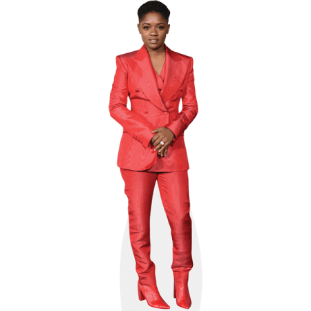 Calesha Murray (Red Suit)