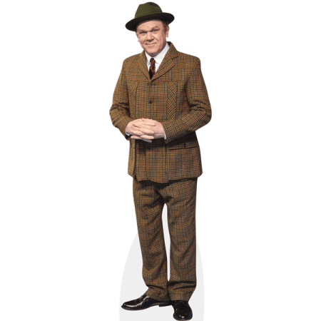 John Christopher Reilly (Brown Suit)