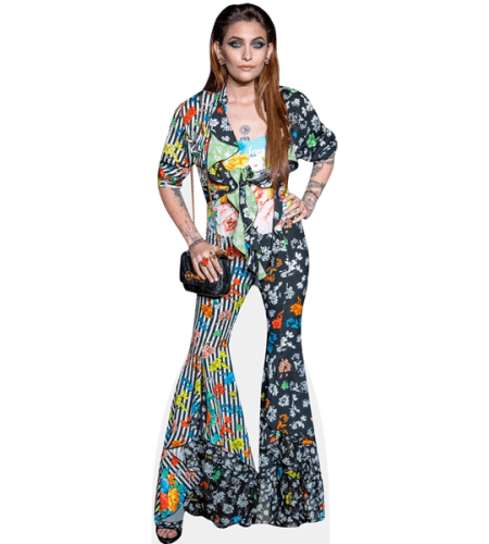 Paris Jackson (Colourful)