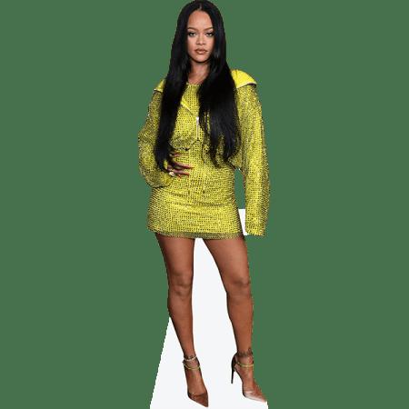 Rihanna (Yellow)