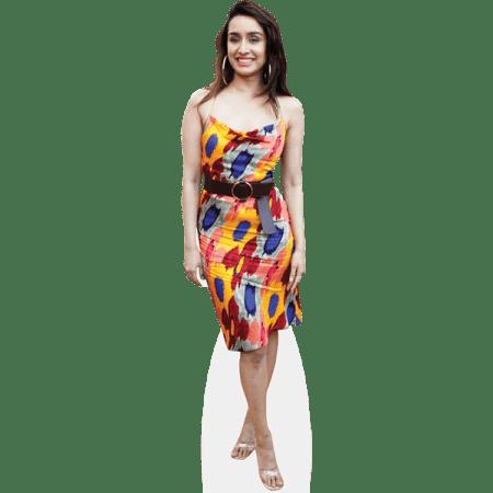 Shraddha Kapoor (Colourful)