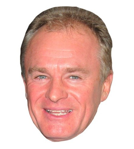Bobby Davro Celebrity Mask
