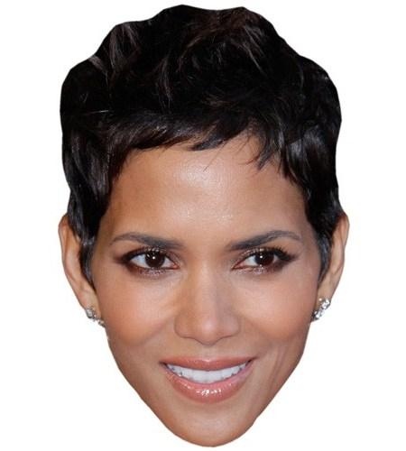 Image result for halle berry head