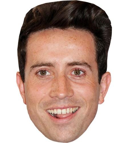 Nick Grimshaw Celebrity Mask