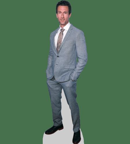 Aaron Lazar (Grey Suit)