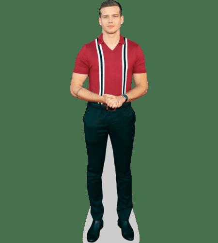 Oliver Stark (Red Shirt)