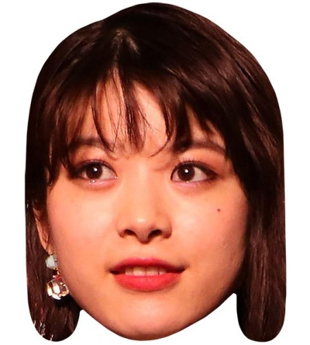 Fumika Baba Black Hair Celebrity Big Head