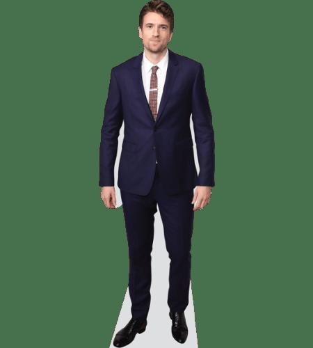 Greg James (Blue Suit)