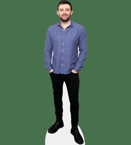James McArdle (Blue Shirt)