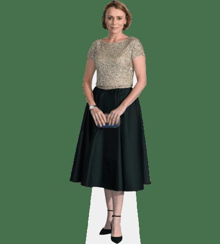 Keeley Hawes (Black Skirt)