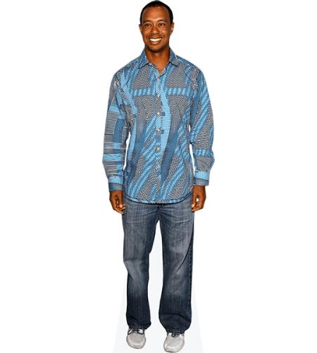 Tiger Woods (Blue Top)