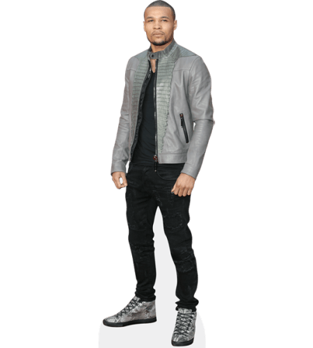 Chris Eubank Jr. (Grey Jacket)