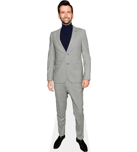 David Tennant (Grey Suit)