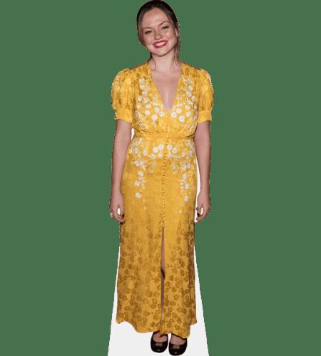 Emily Meade (Yellow Dress)