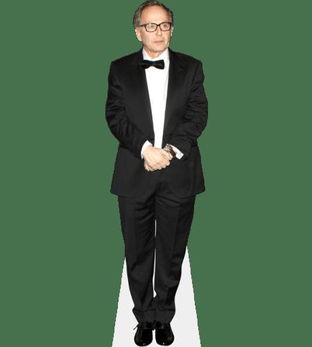 Fabrice Luchini (Bow Tie)