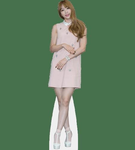 Hani (Pink Dress)