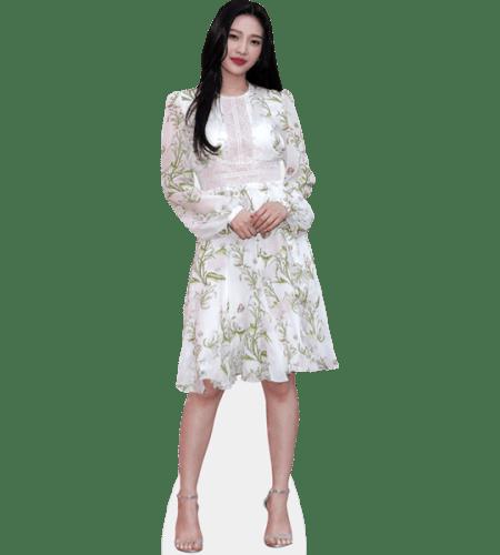 Joy (White Dress)
