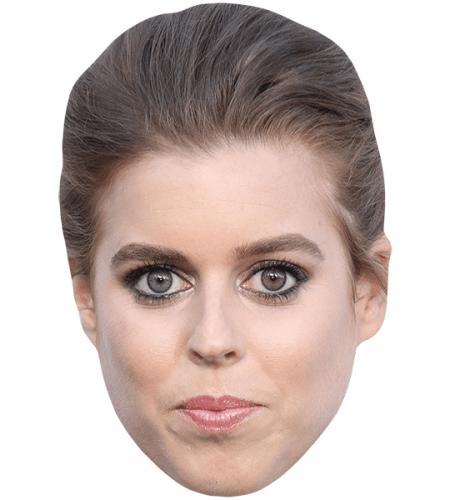 Princess Beatrice Of York Make Up Celebrity Mask Celebrity Cutouts