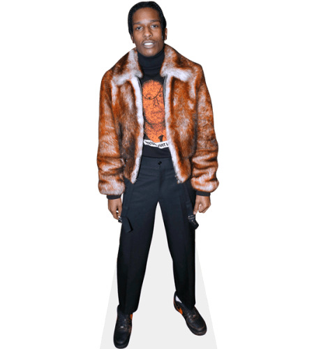 A$AP Rocky (Fur Coat)