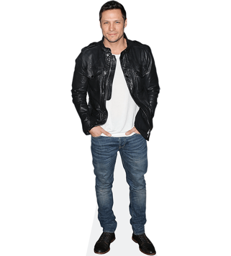 Nick Wechsler (Leather Jacket)