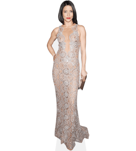 Emmanuelle Vaugier (Long Dress)