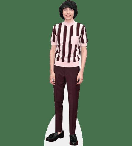 Finn Wolfhard (Stripes)