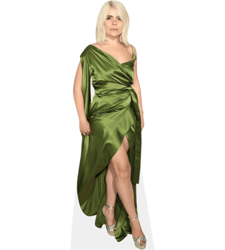 Paloma Faith (Green Dress)