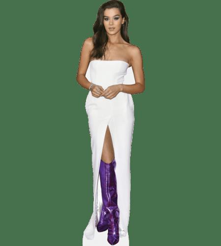 Hailee Steinfeld (White Dress)