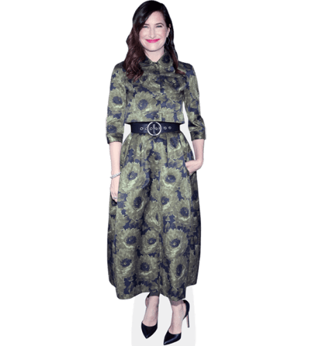 Kathryn Hahn (Green Dress)