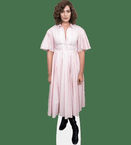 Lola Kirke (Pink Dress)