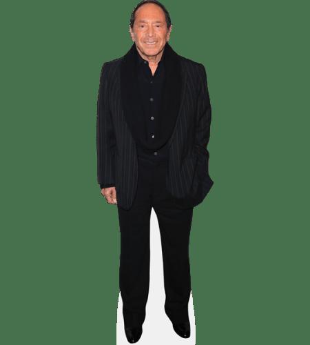 Paul Anka (Black Suit)