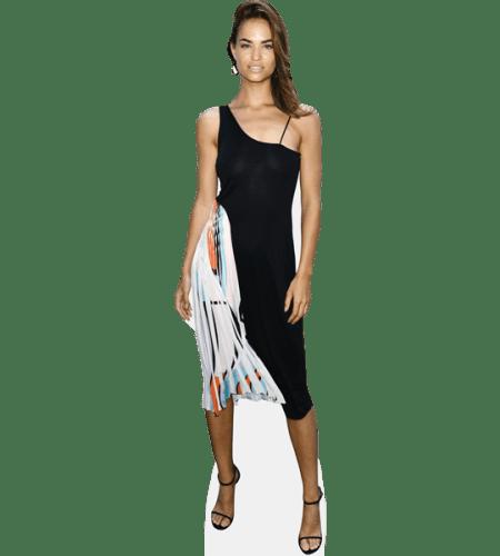 Robin Holzken (Black Dress)