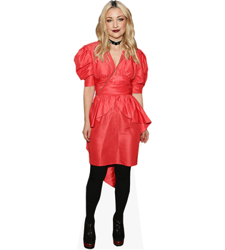 Kate Miller Heidke (Red Dress)