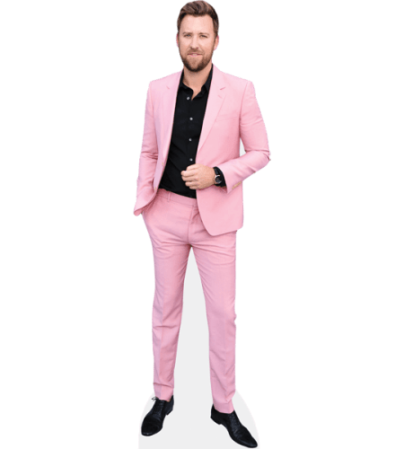 Charles Kelley (Pink Suit)
