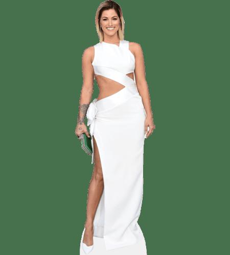 Cassadee Pope (White Dress)