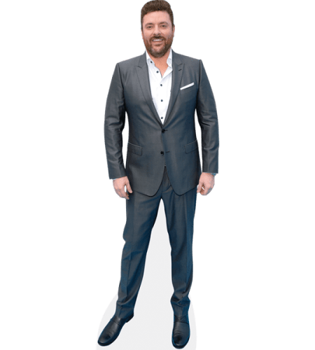 Chris Young (Grey Suit)