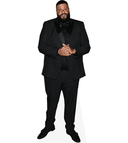 DJ Khaled (Black Suit)