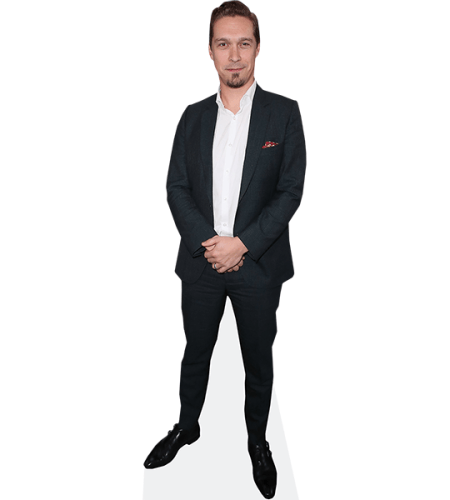 Life Size Cutout Suit Isaac Hanson