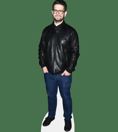Jack Osbourne (Leather Jacket)