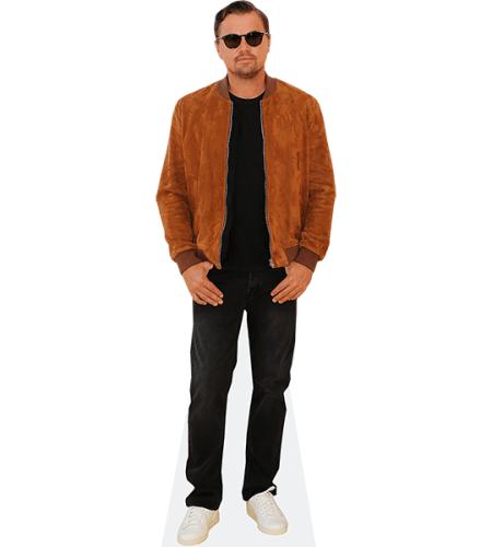 Leonardo Di Caprio (Brown Jacket)