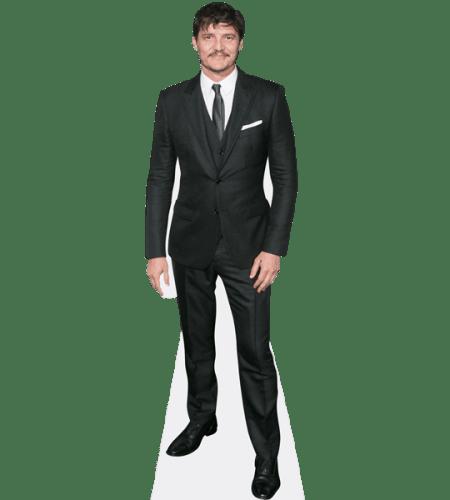 Pedro Pascal (Black Suit)