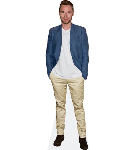 Ronan Keating (Blue Jacket)