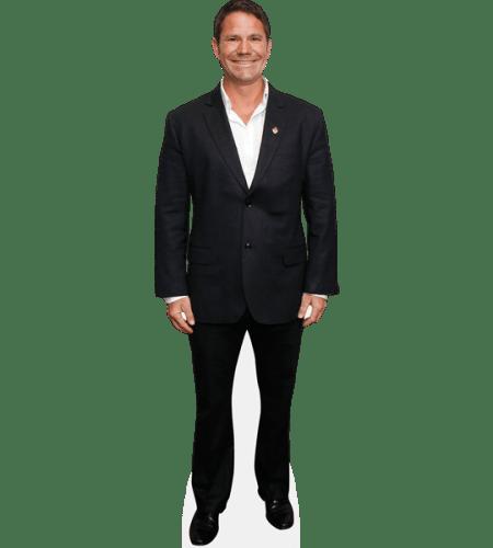 Steve Backshall (Suit)