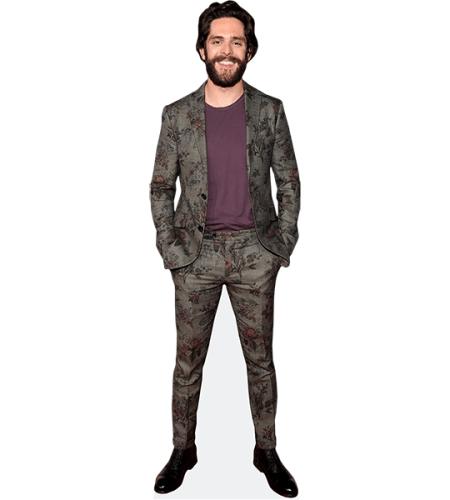 Thomas Rhett (Floral Suit)