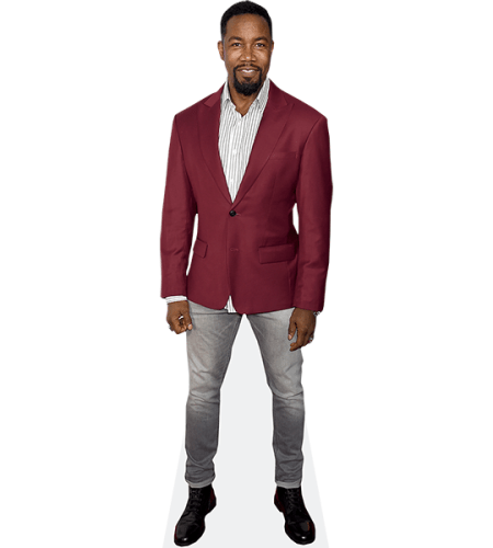 Michael Jai White (Red Blazer)