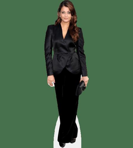 Aishwarya Rai (Black Outfit)