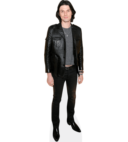 James Bay (Black Outfit)